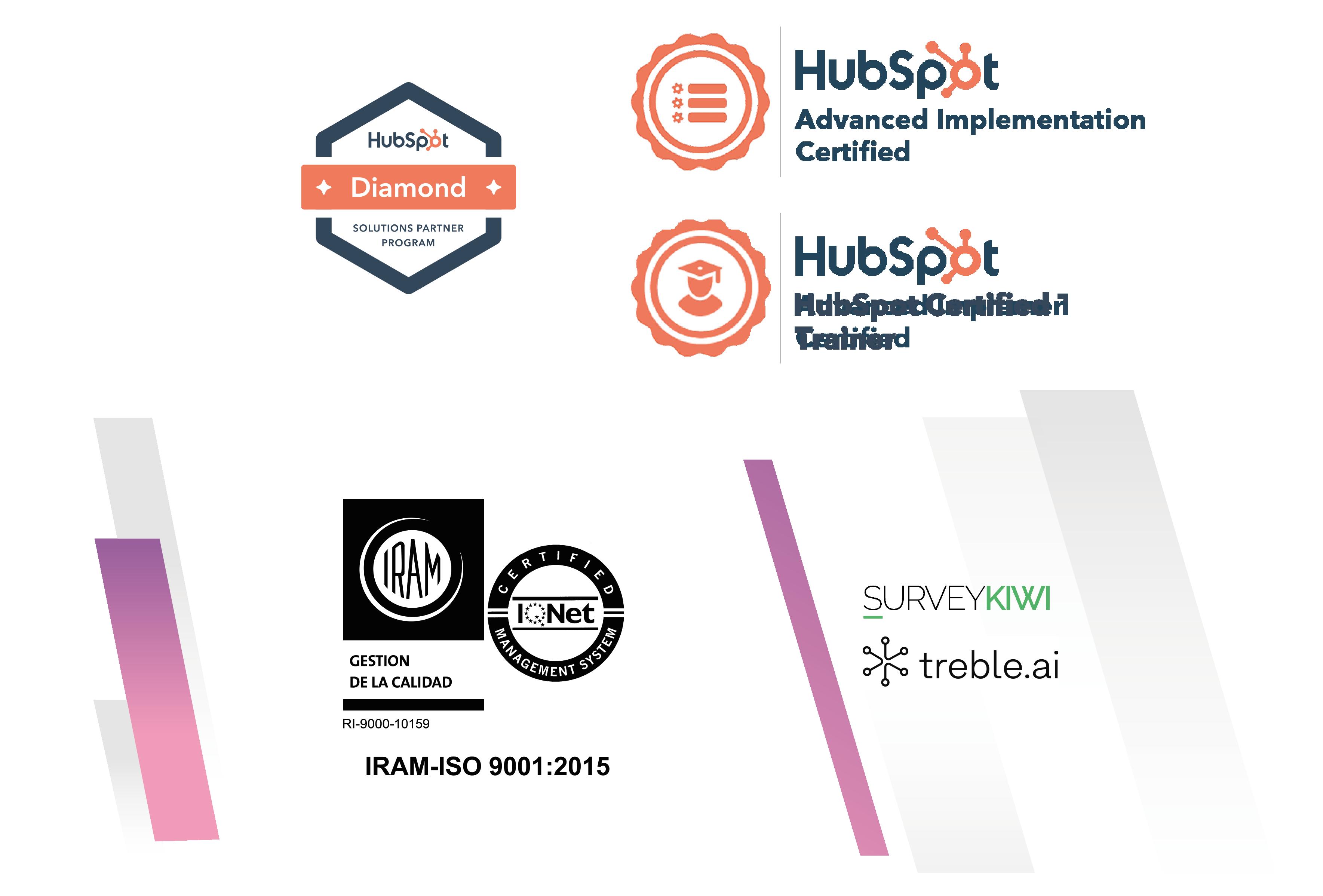 Certificaciones HAL company