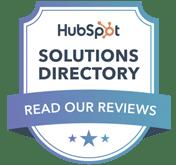 Hubspot solutions directory